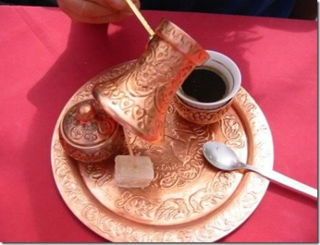 Bosanska kafa - traditional equipment